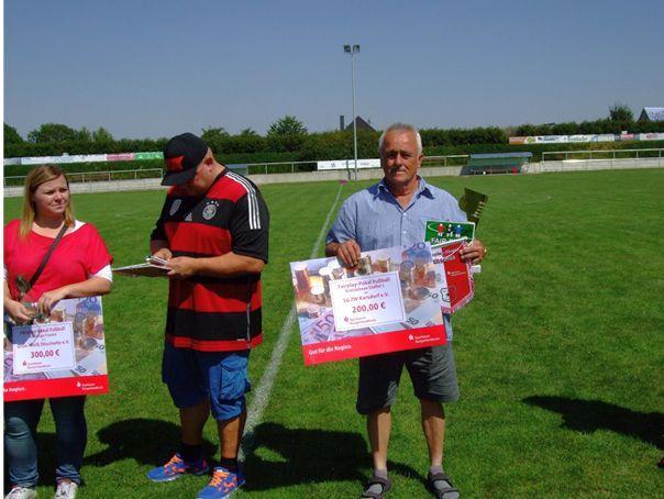 Fairplay-Pokal-Sieger Kreisklasse Staffel I: SG ZW Karsdorf