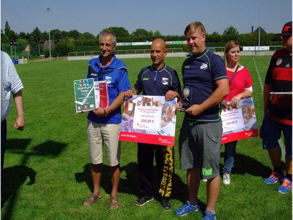 Fairplay-Pokal-Sieger Kreisklasse Staffel 3: VfB Zeitz II
