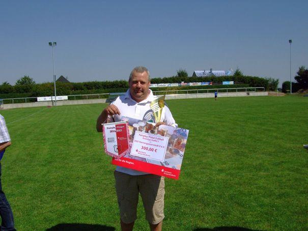 Fairplay-Poka-Sieger Kreisliga Staffel 1: ESV Herrengosserstedt II