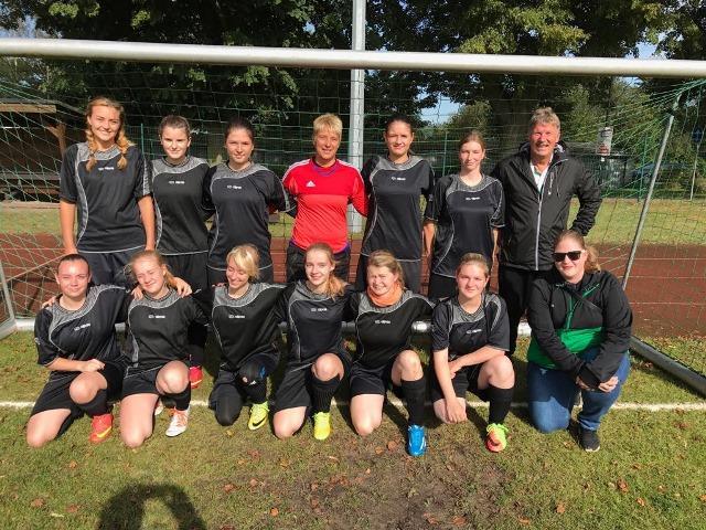 Frauenmannschaft 2017