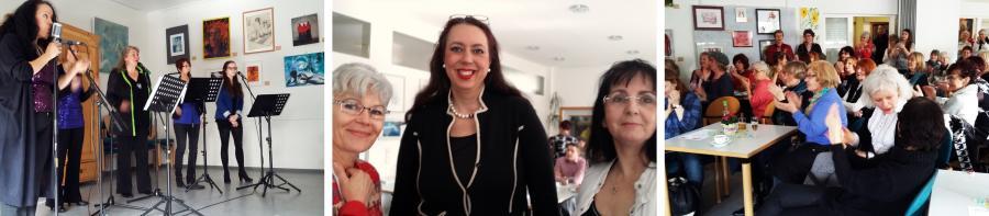Frauentag 2015 im Mehrgenerationenhaus Kaiserslautern