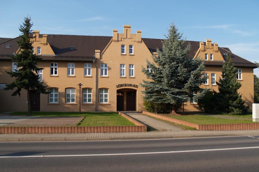 Bürgerhaus in der ehemaligen Schule