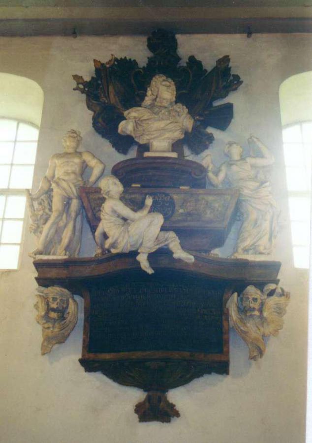 kunstvolles Denkmal
