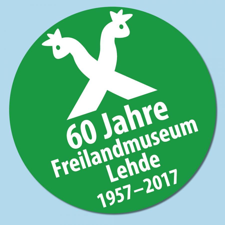 Freilandmuseum Lehde_Logo 60 Jahre