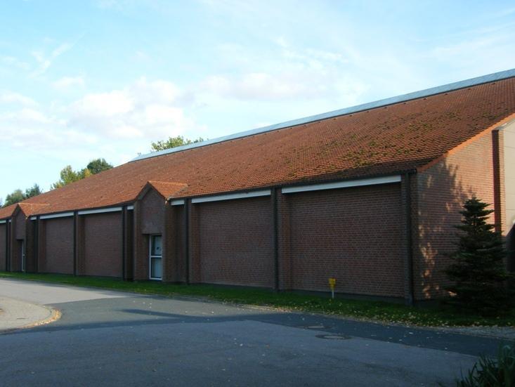 Tennishalle Wittingen