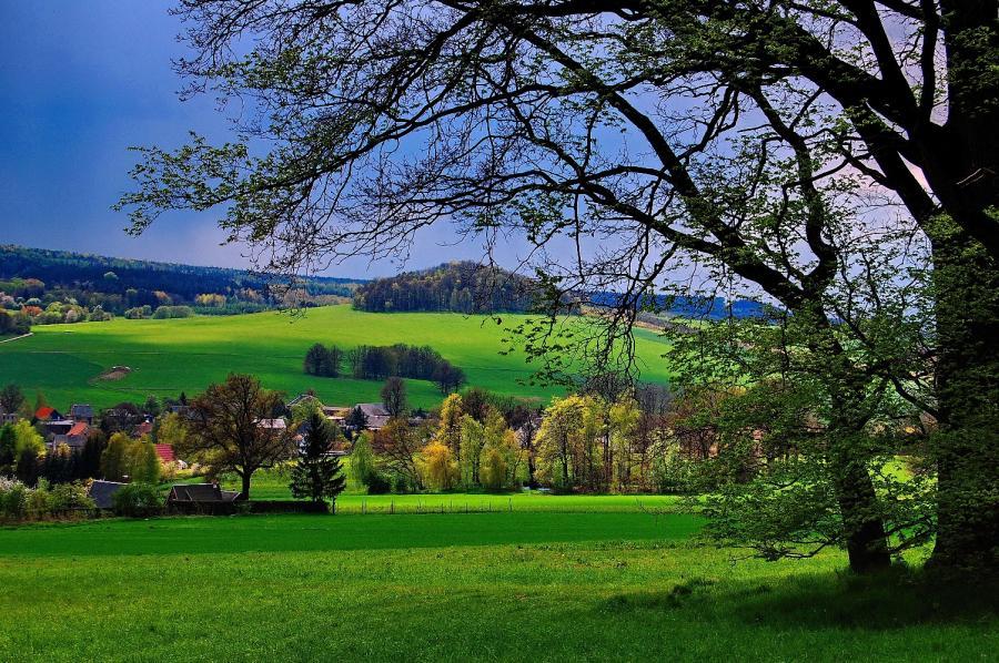 Blick zum Frenzelsberg