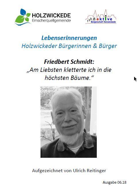 Friedbert Schmidt