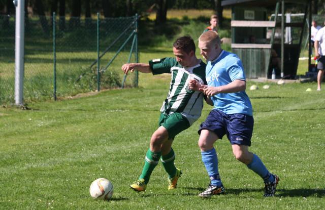 SV Fortuna Gefell - SG LSV 49 Oettersdorf