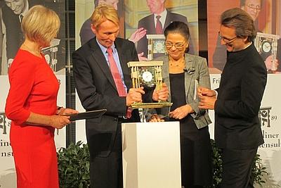 Prof. Kammasch, Dr. Knabe, Ulrike Poppe, Jens Lorenz