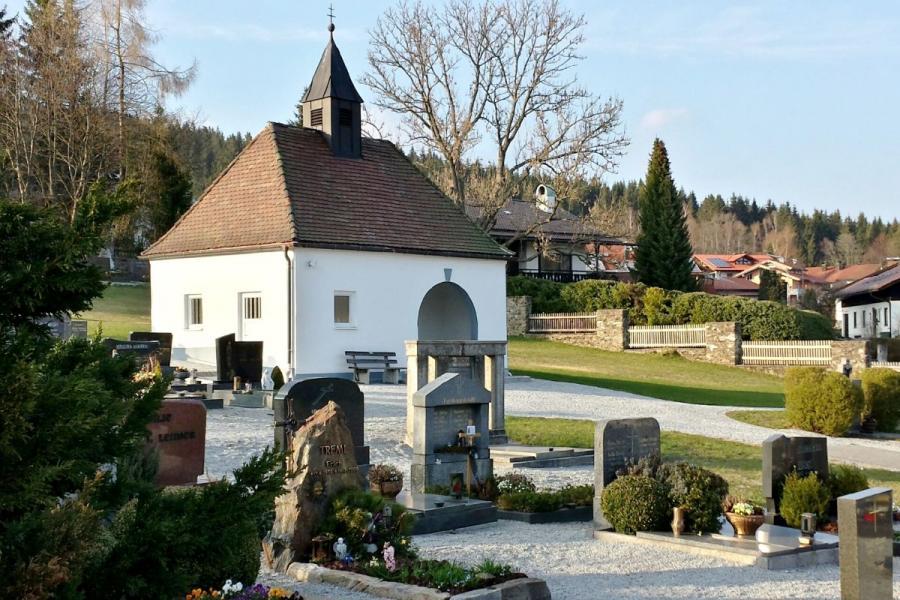Friedhof Bayerisch Eisenstein