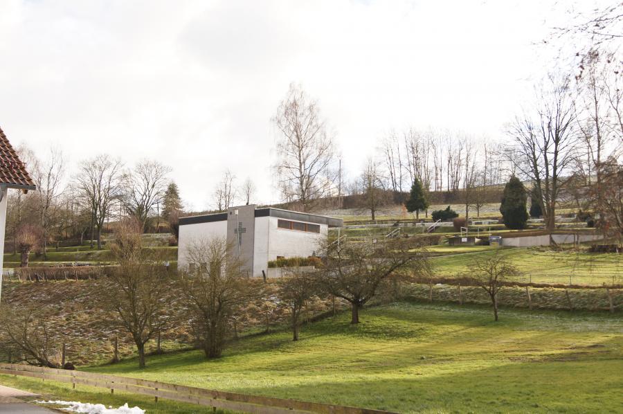 Friedhof Breitenbach