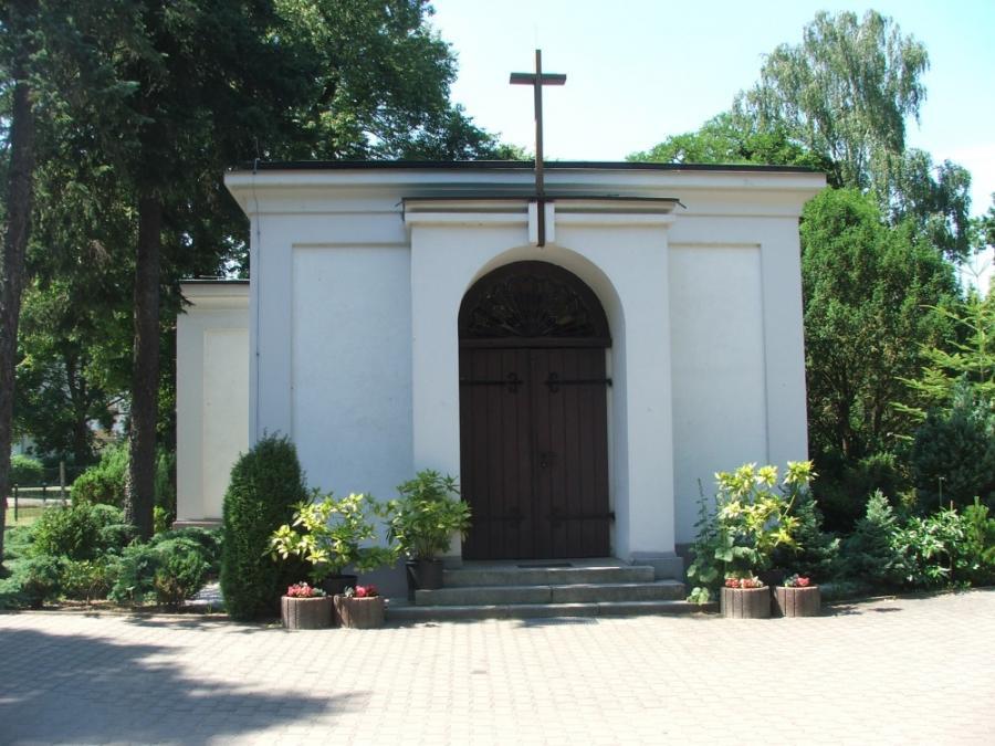 Friedhofshalle Nauen