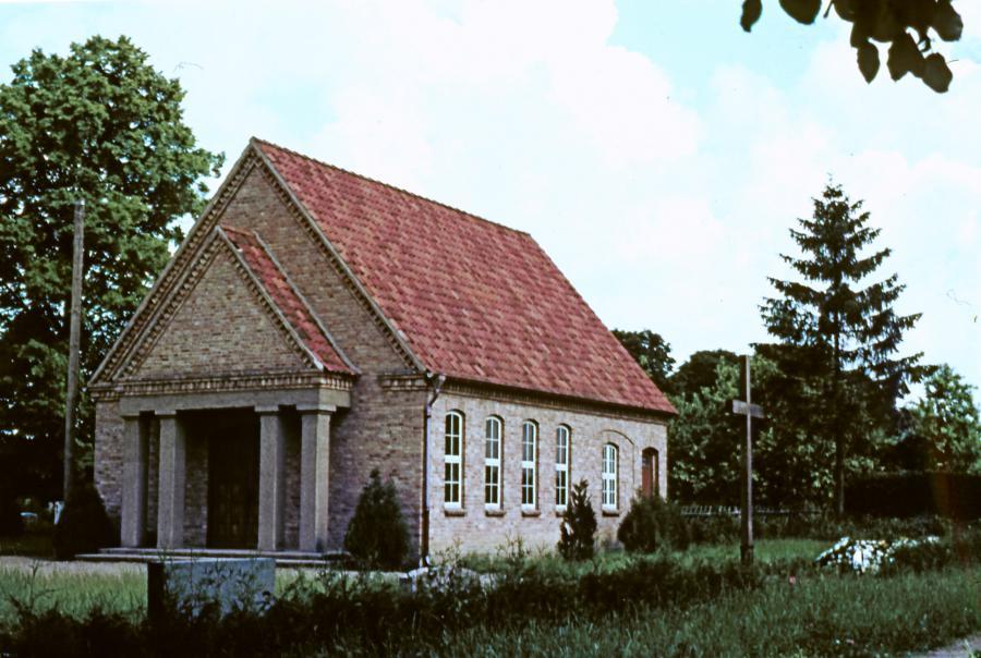 Die Friedhofskapelle (1963)