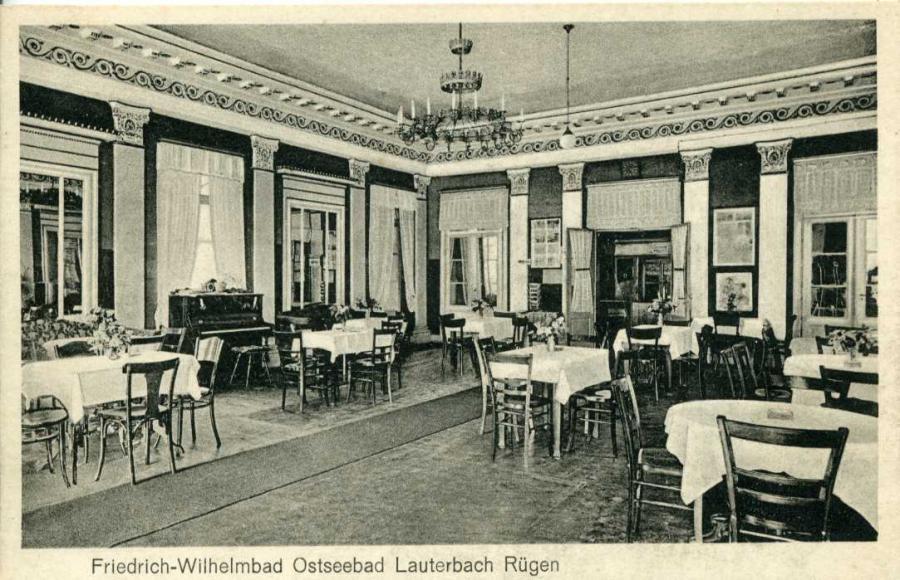 Friedrich-Wilhelmbad Ostseebad Lauterbach