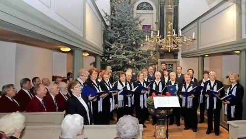 Gesangverein Frohsinn 2015