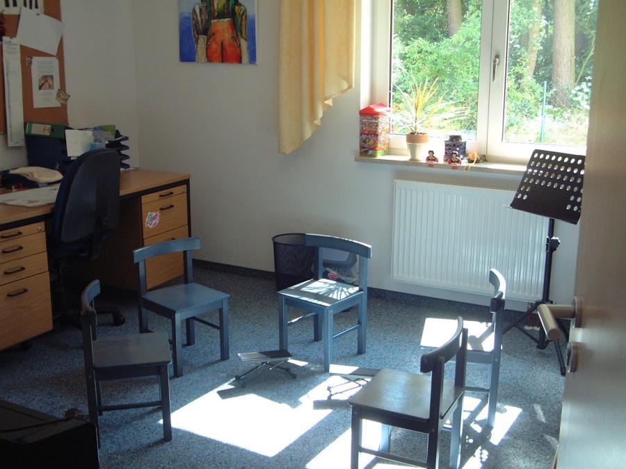 Musikzimmer Nr 1 für die Kleinen