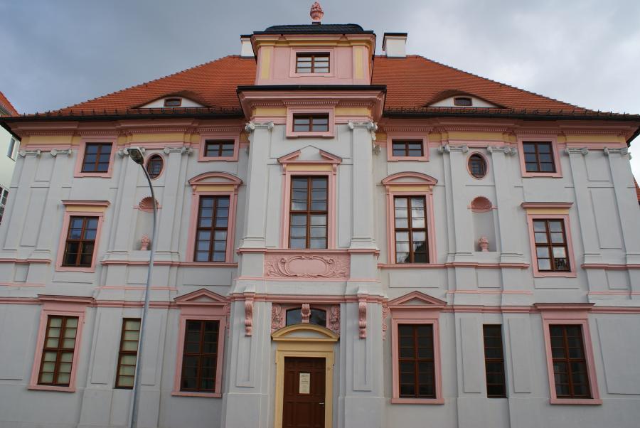 Fürstenhaus Weißenfels
