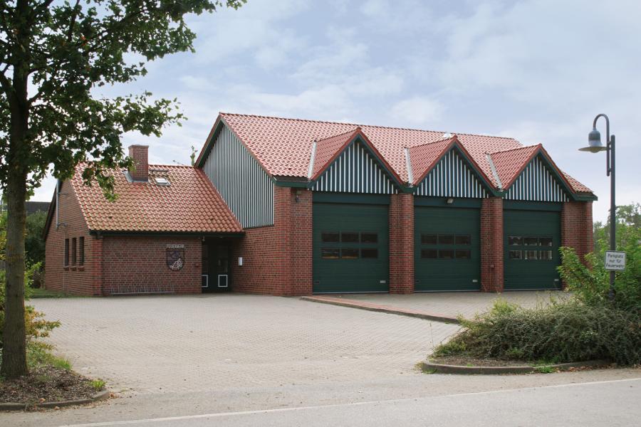 Feuerwehrhaus Seester - Wache 26