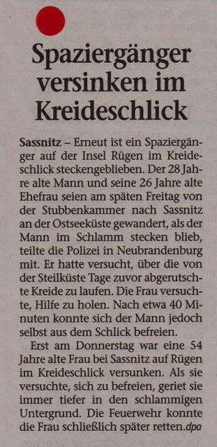 FW 2015.04.07 Versunken im Kreideschlick