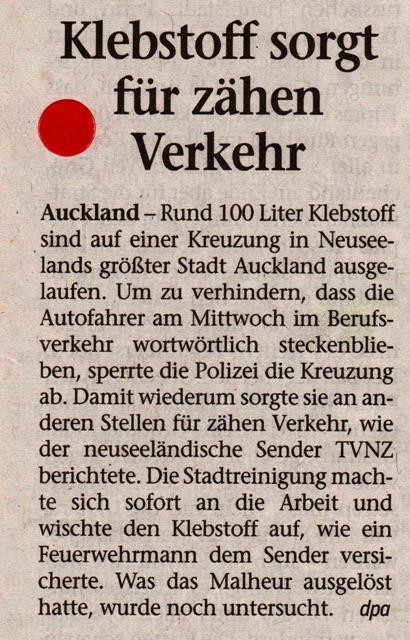 FW 2015.04.09 Zäher Verkehr