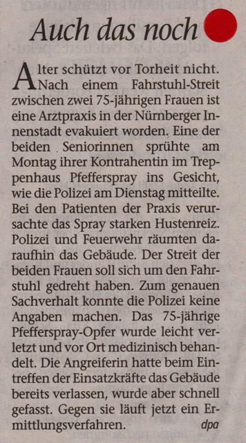 FW 2015.10.07 Fahrstuhl-Streit