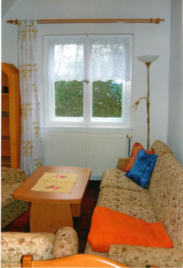 Wohnzimmer mit Fenster