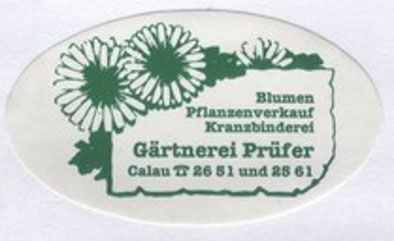 Gärtnerei Prüfer