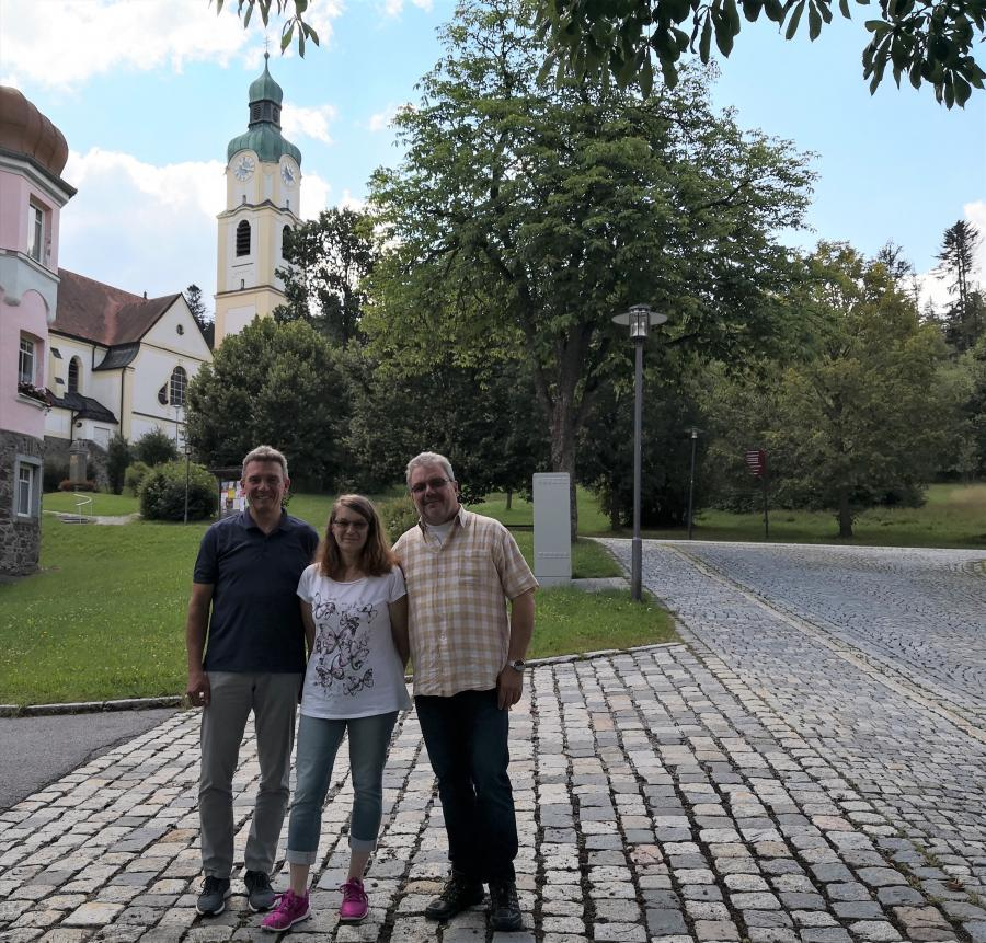 Gästeehrung Familie Meissner/ Weiss