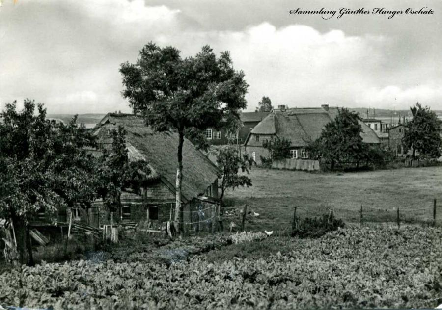 Gager Mönchgut Bauernhäuser