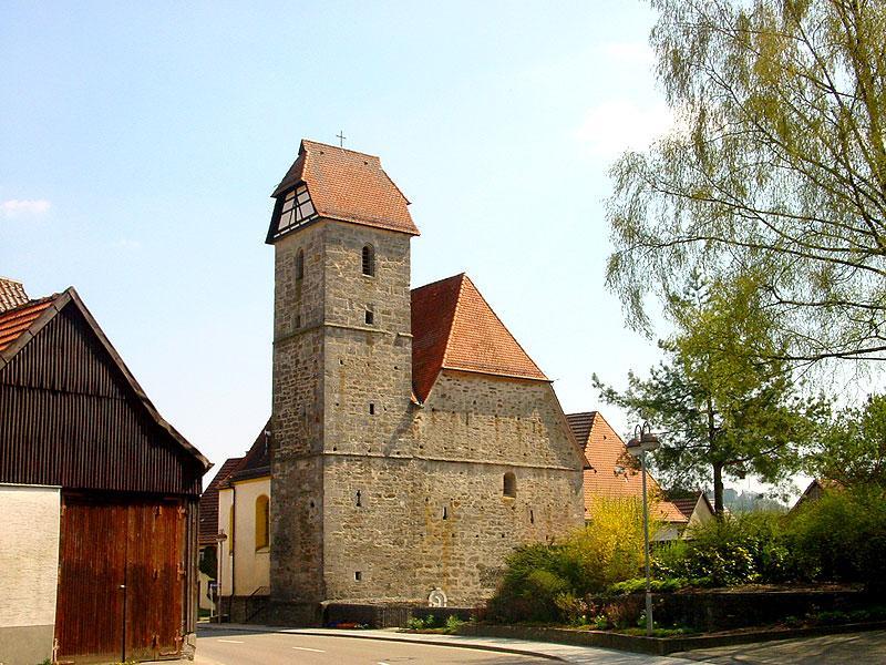 Gangolfkapelle-Bühlertann