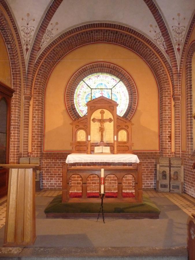 Kirche in Ganzlin