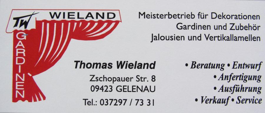 Gardinen Wieland