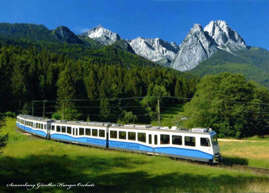 Garmisch-Partenkirchen Zugspitz-Bahn