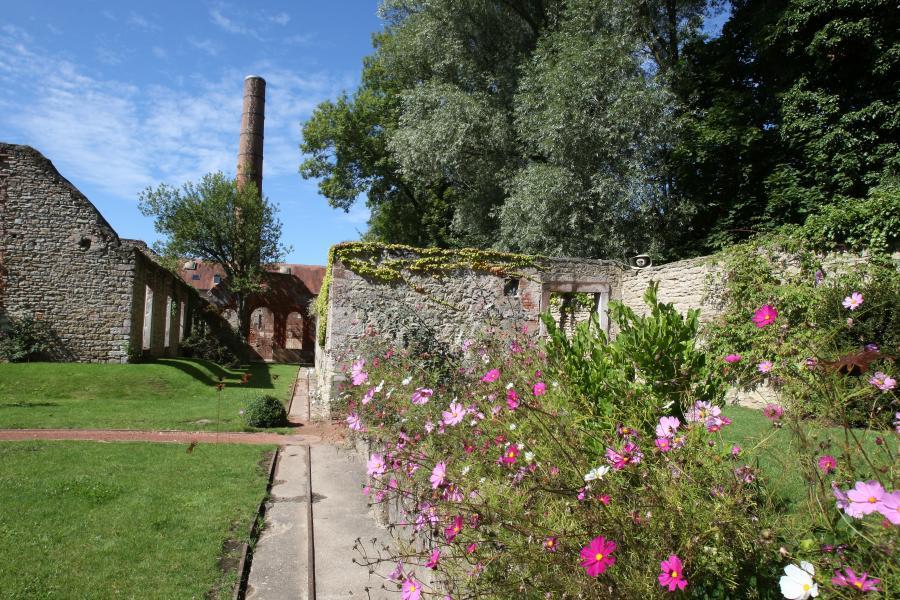 Garten der Fayencen (c) Brigitte Krauth