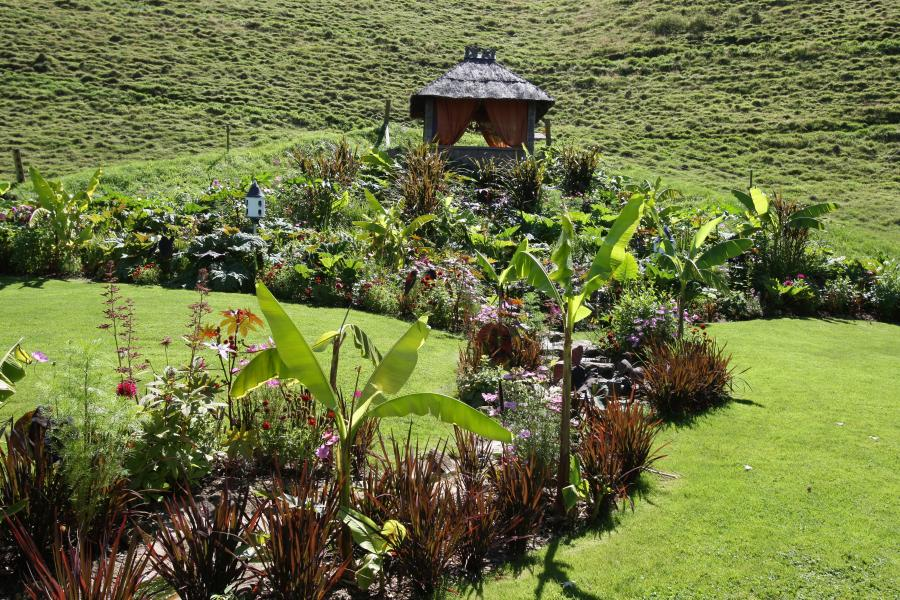 Garten für den Frieden (c) Brigitte Krauth