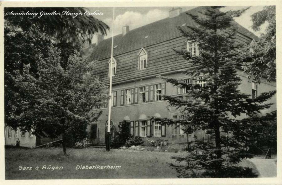 Garz a. Rügen Diabetikerheim