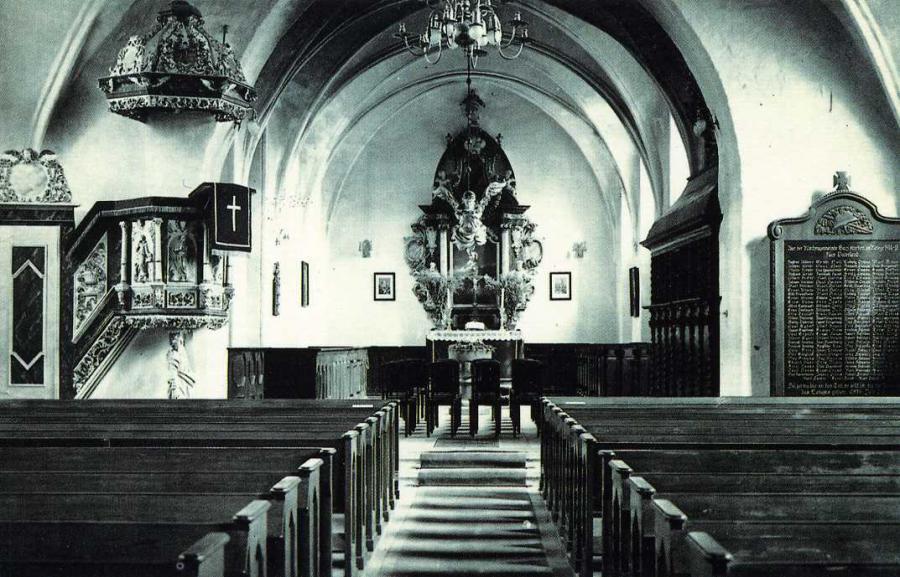 Garz Kirche