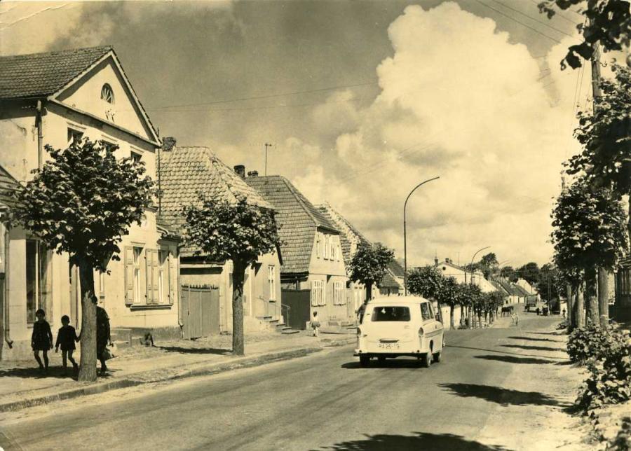 Garz Lindenstraße