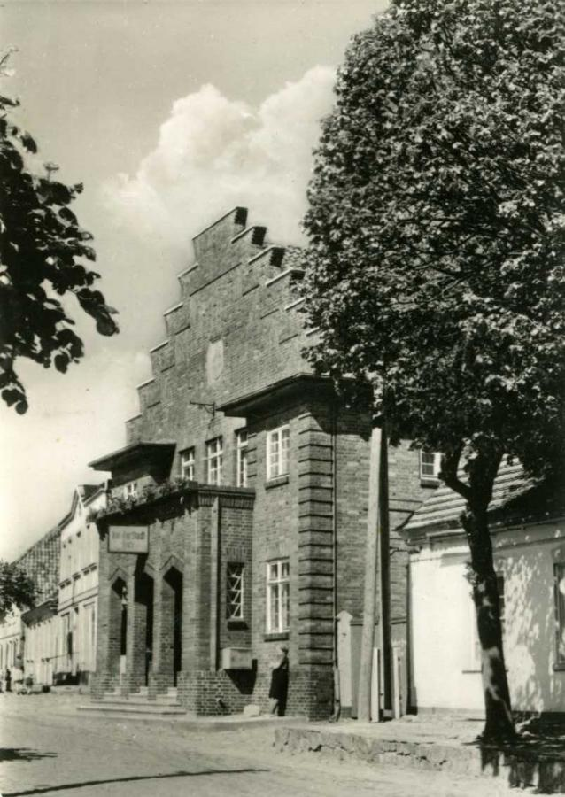 Garz Rathaus