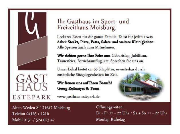 Gasthaus Estepark
