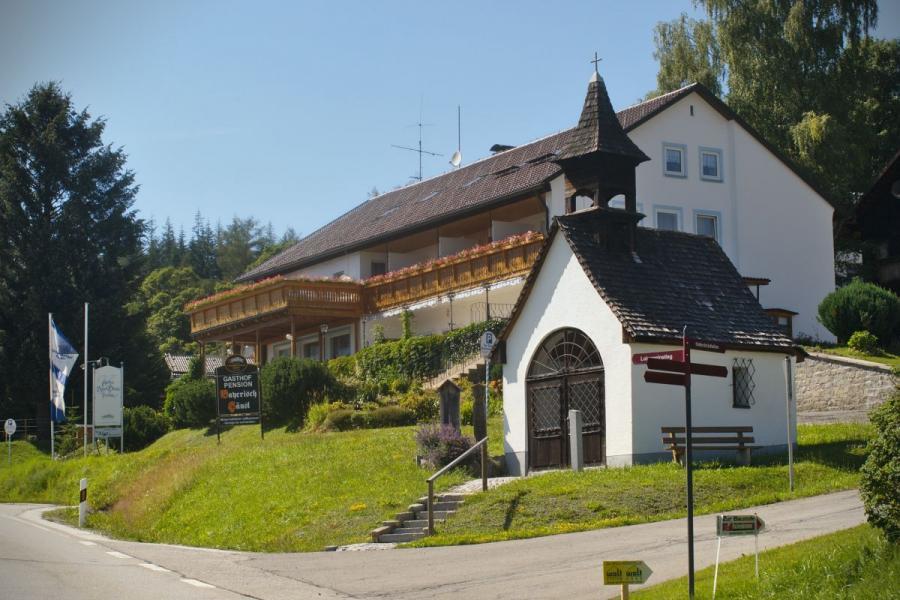 Gasthof Bayerisch Häusl