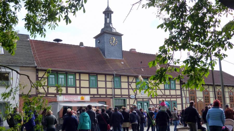 """Gaststätte """"Zum Rautenkranz"""""""