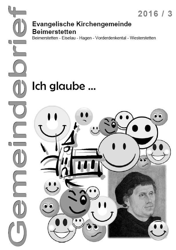 Gemeindebrief 2016-3