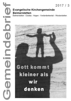 Gemeindebrief 2017-3