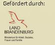 Gefoerdert Logo