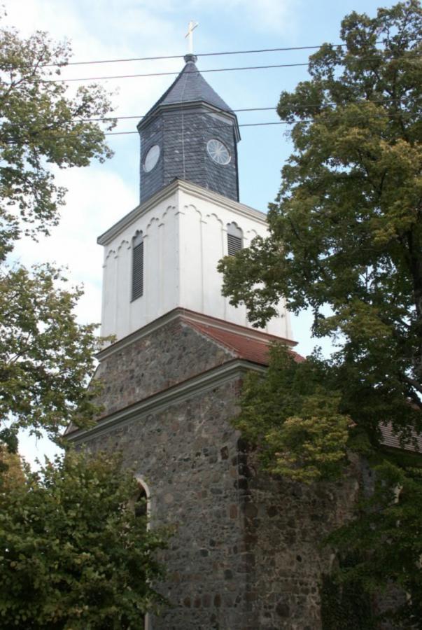 Kirche in Gehren
