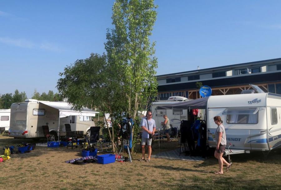 Geiseltalsee-Camp