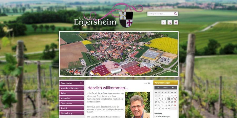 Gemeinde Ergersheim