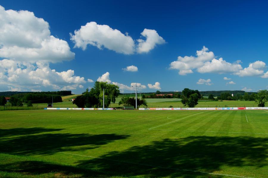 Sportplatz Haarbach