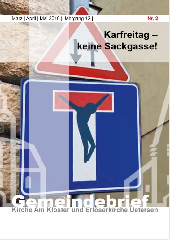 Gemeindebrief 0119